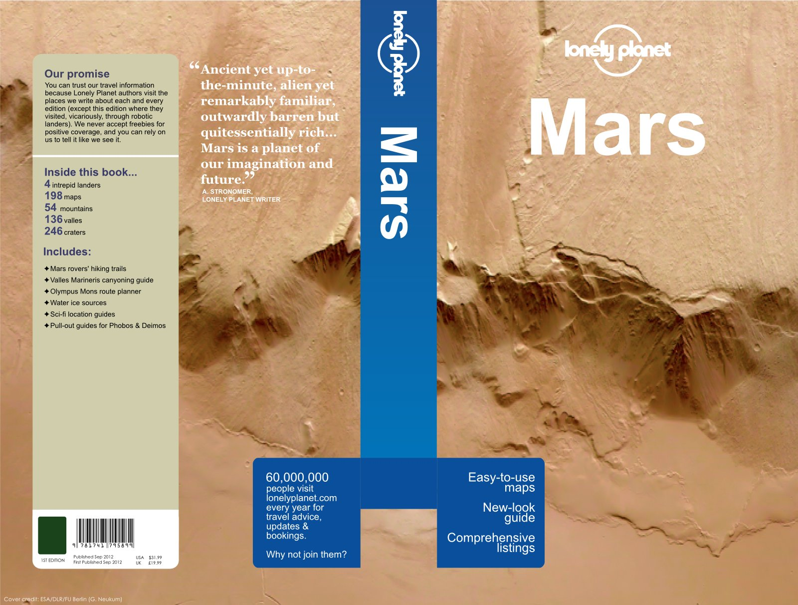 Lonely Planet Mars