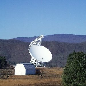 National Radio Astronomy Observatory At Greenbank West Virginia Usa