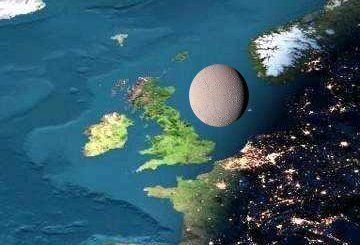 Enceladus and the UK