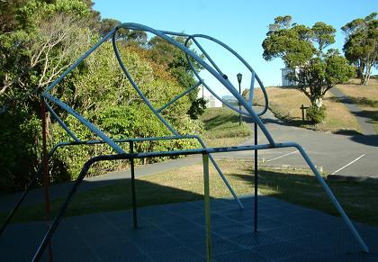 Climbing frame