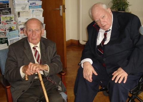 Patrick and Bernard