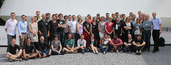 .Astronomy attendees